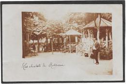 92 ROBINSON - Cpa PHOTO Les Chalets - Sonstige Gemeinden
