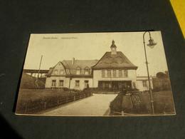 Cpa 9x14 V DD Allemagne Steele Ruhr Bahnhof West Gare Bon Etat - Ohne Zuordnung