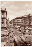 MILANO - VIA DANTE - 1941 - TRAM - Milano