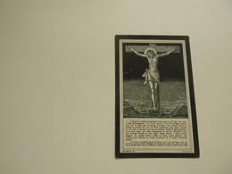 Doodsprentje  ( 7857 )  Dekeirel  /  Hovaere    -  Noordschote  Reninge  -  1911 - Avvisi Di Necrologio