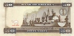 ERITREA P. 17 50 N 2015 UNC - Eritrea