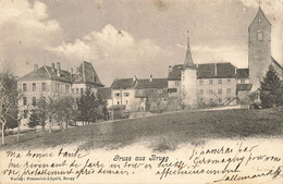 SUISSE AG ARGOVIE #28964 GRUSS AUS BRUGG - AG Aargau