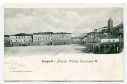 AK Empoli - Piazza Vittorio Emanuele II. (5675) - Empoli