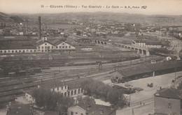 GIVORS (Rhone)  - Vue Générale - La Gare - Givors