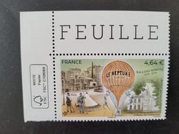 France Timbre NEUF** N° PA84 - Année 2020  - Poste Aérienne - Ballons Montés - Neufs