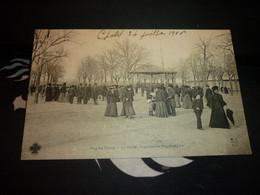 Cartes Postale Puy De Dom Riom Promenade Pre Madame Animée - Riom