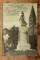 TOURNUS (71) - MONUMENT DU CENTENAIRE INAUGURE LE 12 JUILLET 1914 - Otros Municipios