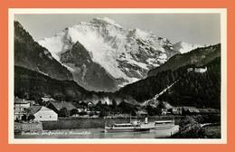 A696 / 275 Suisse INTERLAKEN Schiffeinfahrt - Unclassified