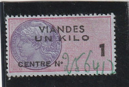 T.F Viandes N°72 - Fiscale Zegels