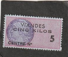 T.F Viandes N°74 - Fiscale Zegels