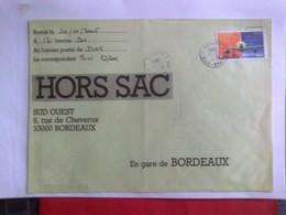 Lot 3 Lettres Hors Sac, Grand Format , Avec Timbres P.A. Et Marianne, 2005/6 - Storia Postale