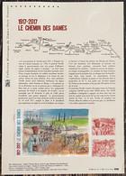 ⭐ France - Document Philatélique - Premier Jour - Chemin Des Dames - YT Bloc Nº F 5138 - 2017 ⭐ - 2010-....