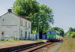 35  MINIAC   ... La  Gare - Andere Gemeenten