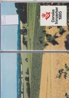 Dänemark Year Book Cpl As Issued Mnh/** 1985 - Volledig Jaar