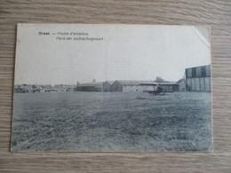 BELGIQUE DIEST PLAINE D'AVIATION AVION - Aerodromi
