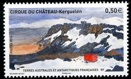 TAAF - 2016 - Cirque Du Château Iles Kerguelen - NEUF Sans TC - No 794 - Cote 1,00 € - Nuevos