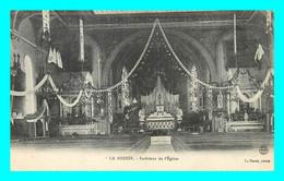 A774 / 065 88 - LA BRESSE Intérieur De L'Eglise - Autres Communes