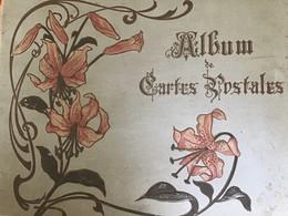 ALBUM +400 CPA FRANCE NOMBREUX VILLAGES ET ANIMATIONS - Unclassified