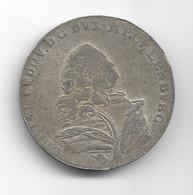 8 Groschen D'argent De Mecklembourg-Schwerin 1754 - Petites Monnaies & Autres Subdivisions