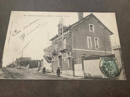 Carte Postale Epone N 156 Le Bureau De Poste - Epone