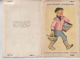Pochette De 13 Cartes Postales Père Castor - Les Petits Apprentis De Gerda - Other Illustrators