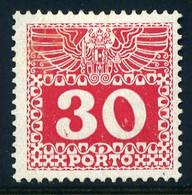PORTO Mi. 42 X Falz - Postage Due
