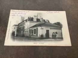 Carte Postale Rueil La Poste - Unclassified