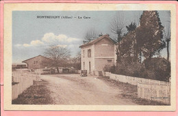 Montbeugny - La Gare - Sonstige Gemeinden