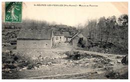 87 SAINT-SULPICE-les-FEUILLES - Moulin De Peupiton - Otros Municipios