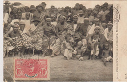 Dahomey, Une Députation - Voyagée En 1908 - EN ACHAT IMMEDIAT - - Dahomey