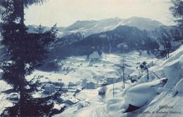 Klosters  Winterkarte 1909 - GR Grisons