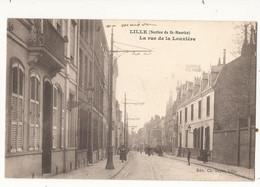 Nord Lille La Rue De La Louvière - Lille