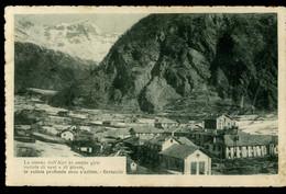 La Catena Dell'Alpi In Ampio,giro Variata Di Nevi E Di Pinete In Vallata Profonda Ecco S'adimo Bertacchi 1916 - Sin Clasificación