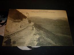 Cartes Postale Puy De Dome  Le Tournant Du Grand Rocher Et Les Puys Nord Le Puy De Dome Train Ouvriers - Non Classificati