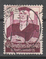 Drittes Reich , Nr.564 Gestempelt - Usati