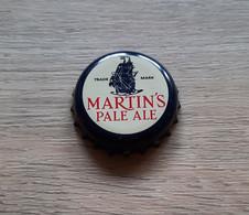 Capsule De Bouteille De Bière Martin's Pale Ale - Belgique - Beer