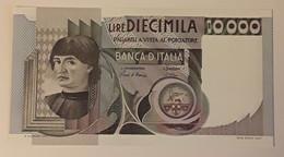 Diecimila Lire Volta  06/09/1980 - 10000 Lire