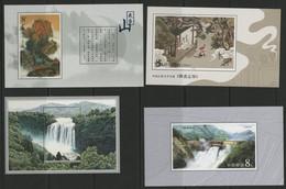 CHINA All 2001's Blocks N° 112 To 118   VALUE 65 € MNH ** VG/TB - Blocks & Sheetlets