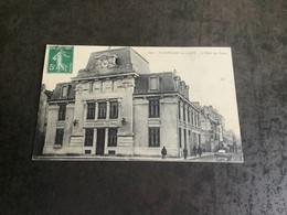 Carte Postale Saint Germain En Laye L'Hôtel Des Postes N 122 - St. Germain En Laye