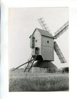 Moulin Coinces Moulin De Liguerolles Photo Originale 1975 - Altri Comuni