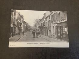 Carte Postale Saint Ouen L'Aumône Rue Haute Aumône - Saint Ouen L'Aumone
