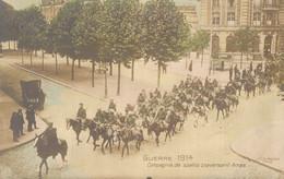 H2806 - Compagnie De Spahis Traversant ARRAS - D62 - Guerre 1914 - Arras