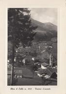 """CARTOLINA  OLTRE IL COLLE M.1030,BERGAMO,LOMBARDIA,VISIONE D""""INCANTO,STORIA,CULTURA,MEMORIA,RELIGIONE,VIAGGIATA 1954 - Bergamo"""