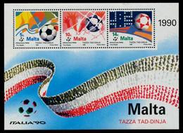MALTA Block 11 Postfrisch S561292 - Malta