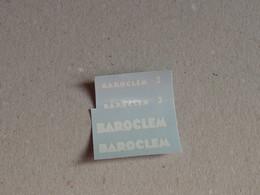 Décalcomanie Dinky BAROCLEM - Other