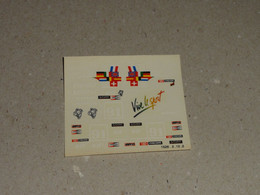 Décalcomanie SOLIDO Clio 16 S Coupé 1991 Réf 1526 - Other
