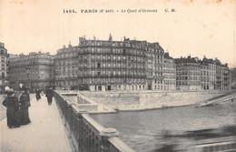 75-PARIS LE QUAI D ORLEANS-N°T1057-G/0391 - Otros