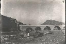 6 Photos 13x18 - Gard 1896 - Alais - Rocher De Duret - Laveuse - Non Classificati