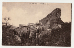 CPA57 - Rodemack - Chateau Fort  NON CIRCULEE - Otros Municipios