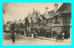 A792 / 411 14 - DEAUVILLE Rue Potiniere - Deauville
